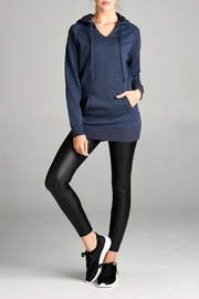 Active USA French Terry Hoodie - Side cropped