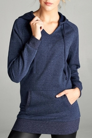 Active USA French Terry Hoodie - Front cropped