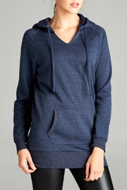 Active USA French Terry Hoodie - Front full body