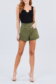 Active USA Rolled Paperbag Shorts - Product Mini Image