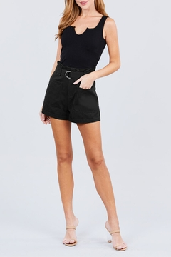 Active USA Rolled Paperbag Shorts - Product List Image