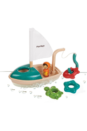 Plan Toys Activity Boat - Product Mini Image