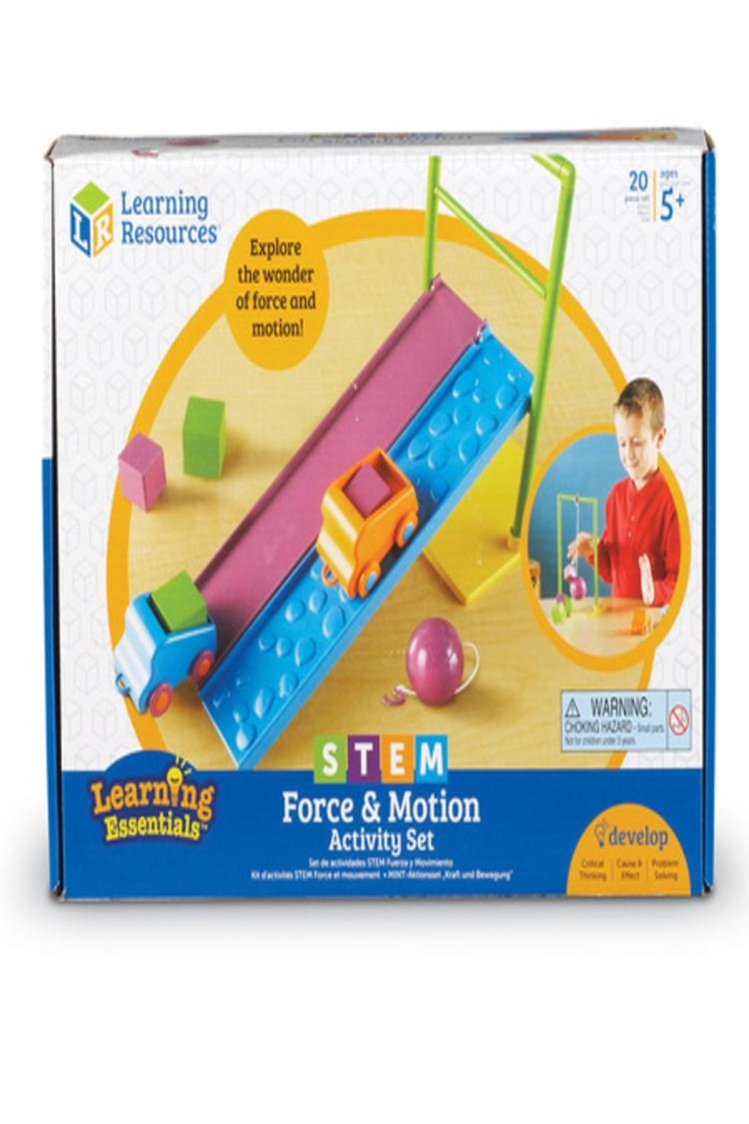 Learning Resources Activity Set - Main Image