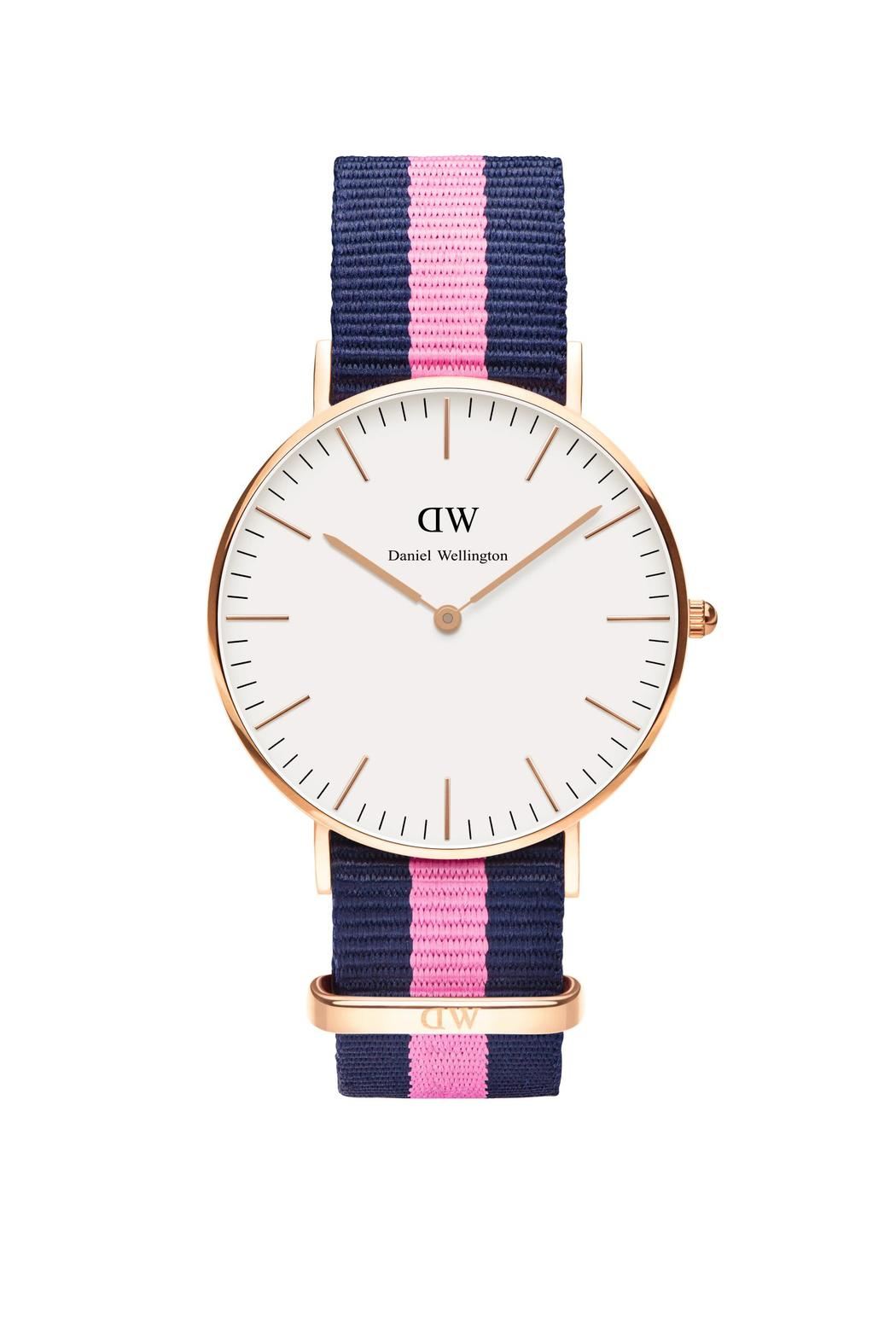Daniel Wellington Large Face Watch - Front Cropped Image