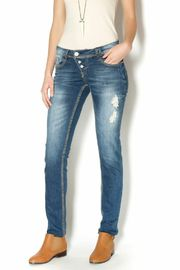 Sublevel Slim Fit Jeans - Front cropped