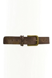 Ada Tough Guy Belt - Front cropped