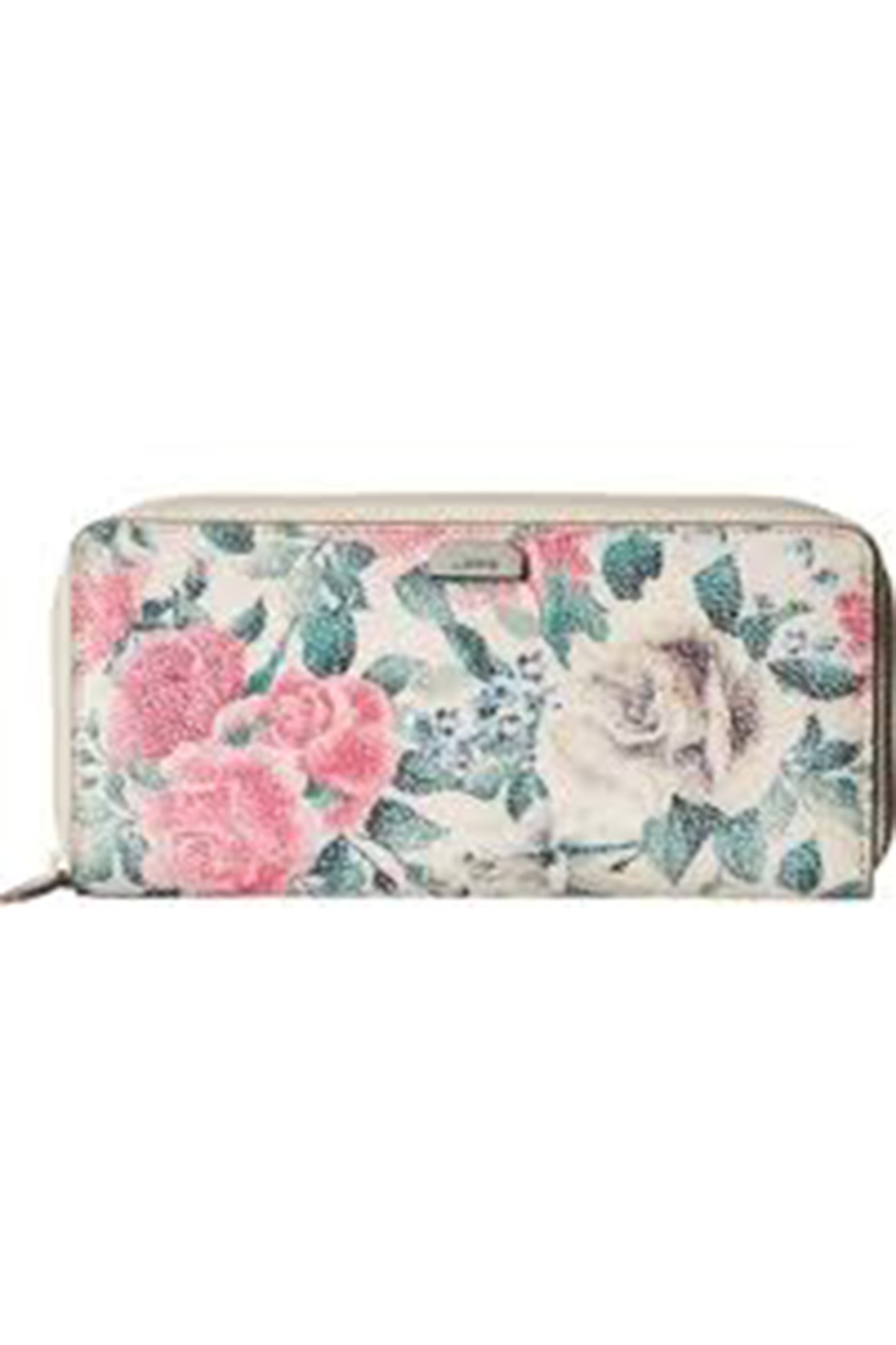 Lodis Ada Zip Wallet - Front Cropped Image