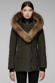 Mackage Adali Down Coat - Front cropped