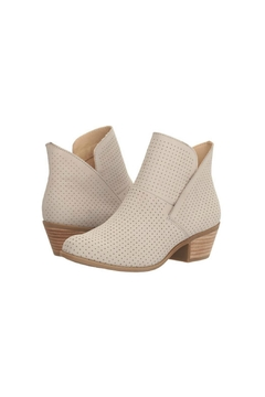 Shoptiques Product: Perforated Leather Bootie