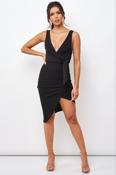 ONE AND ONLY COLLECTIVE Addison Wrap Dress - Product List Image