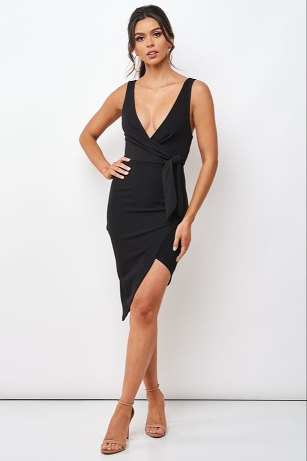 ONE AND ONLY COLLECTIVE Addison Dress - Front Cropped Image