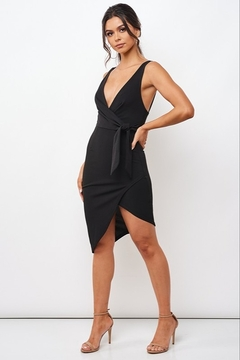 ONE AND ONLY COLLECTIVE Addison Wrap Dress - Alternate List Image
