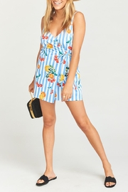 Show Me Your Mumu Addison Romper - Product Mini Image