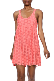 Addison Sleeveless Lace Dress - Product Mini Image