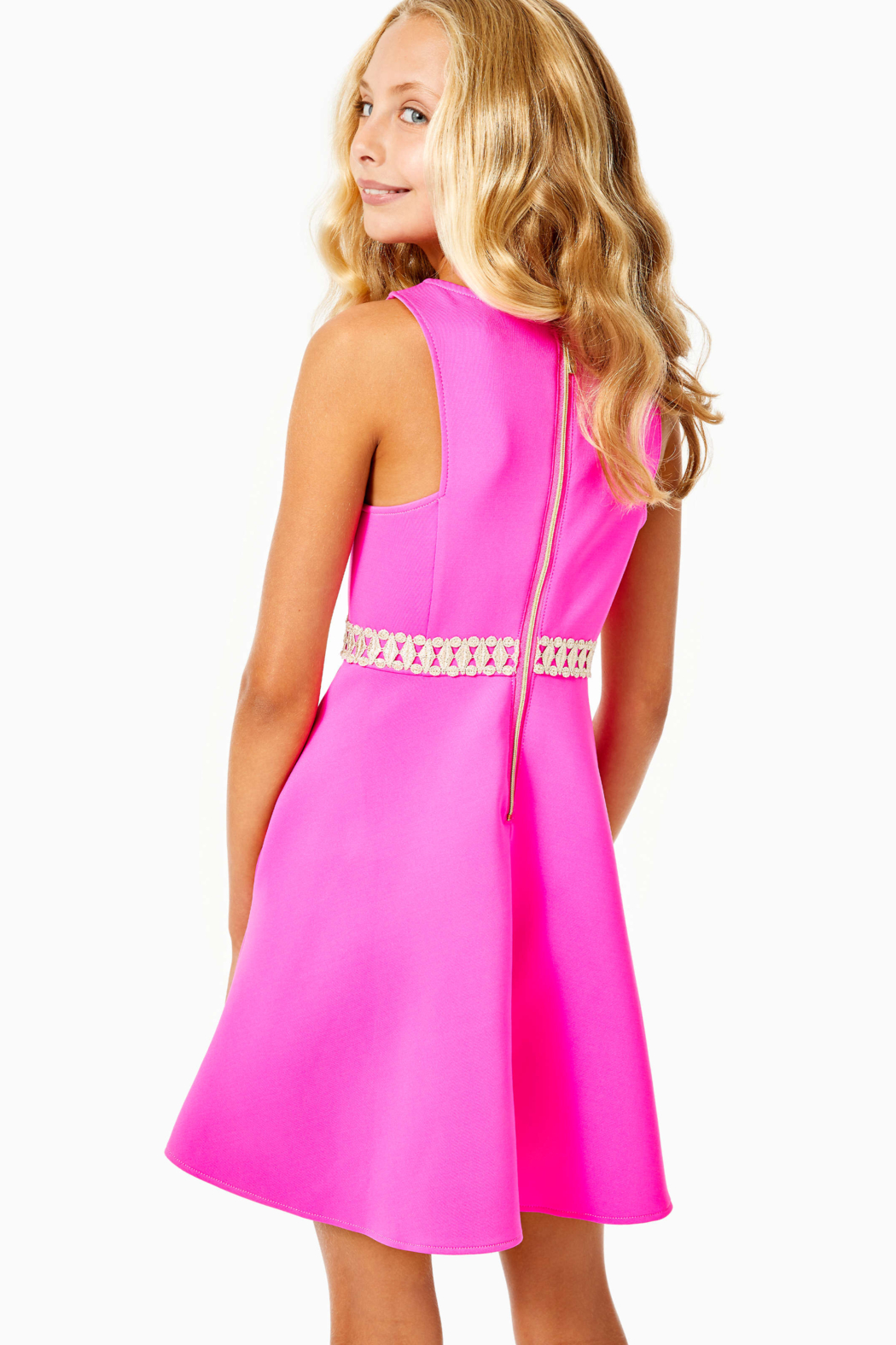 Lilly Pulitzer  Addyson Dress - Front Full Image