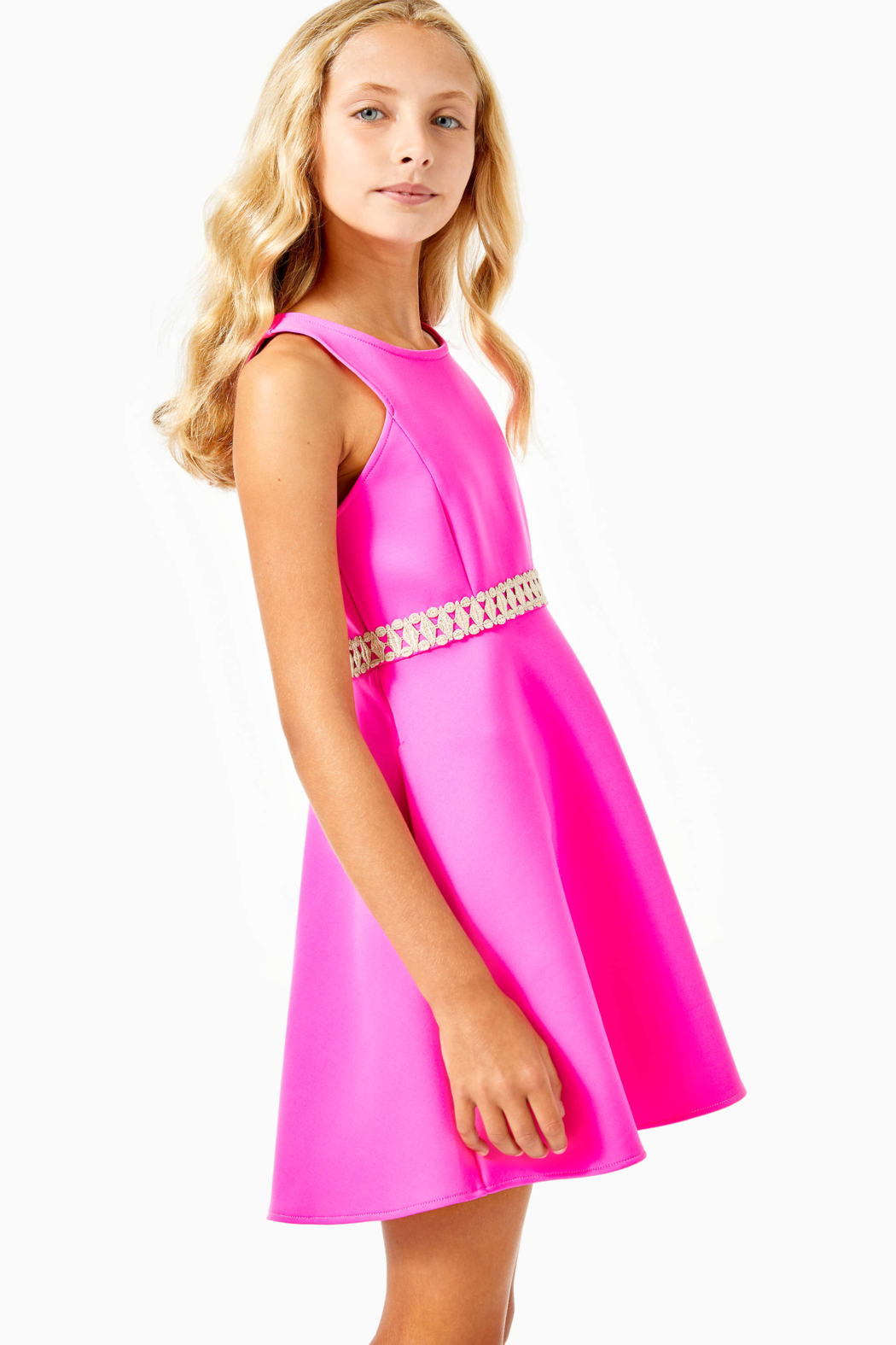 Lilly Pulitzer  Addyson Dress - Side Cropped Image