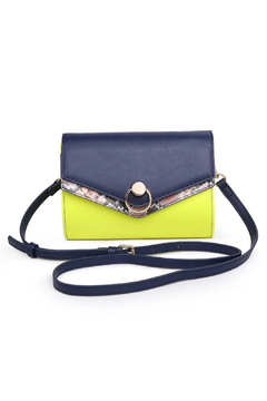 Urban Expressions Adea Vegan Leather Crossbody - Product List Image