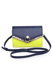 Urban Expressions Adea Vegan Leather Crossbody - Product Mini Image
