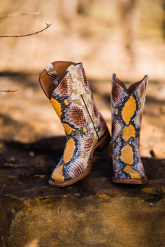 Shoptiques Product: Adelaide Cowgirl Boots