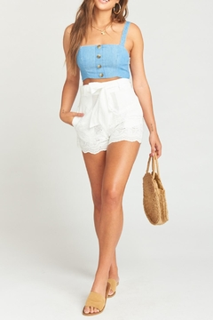 Show Me Your Mumu Adeline Crop Top - Product List Image
