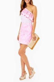 Lilly Pulitzer Adeline Skirt - Back cropped