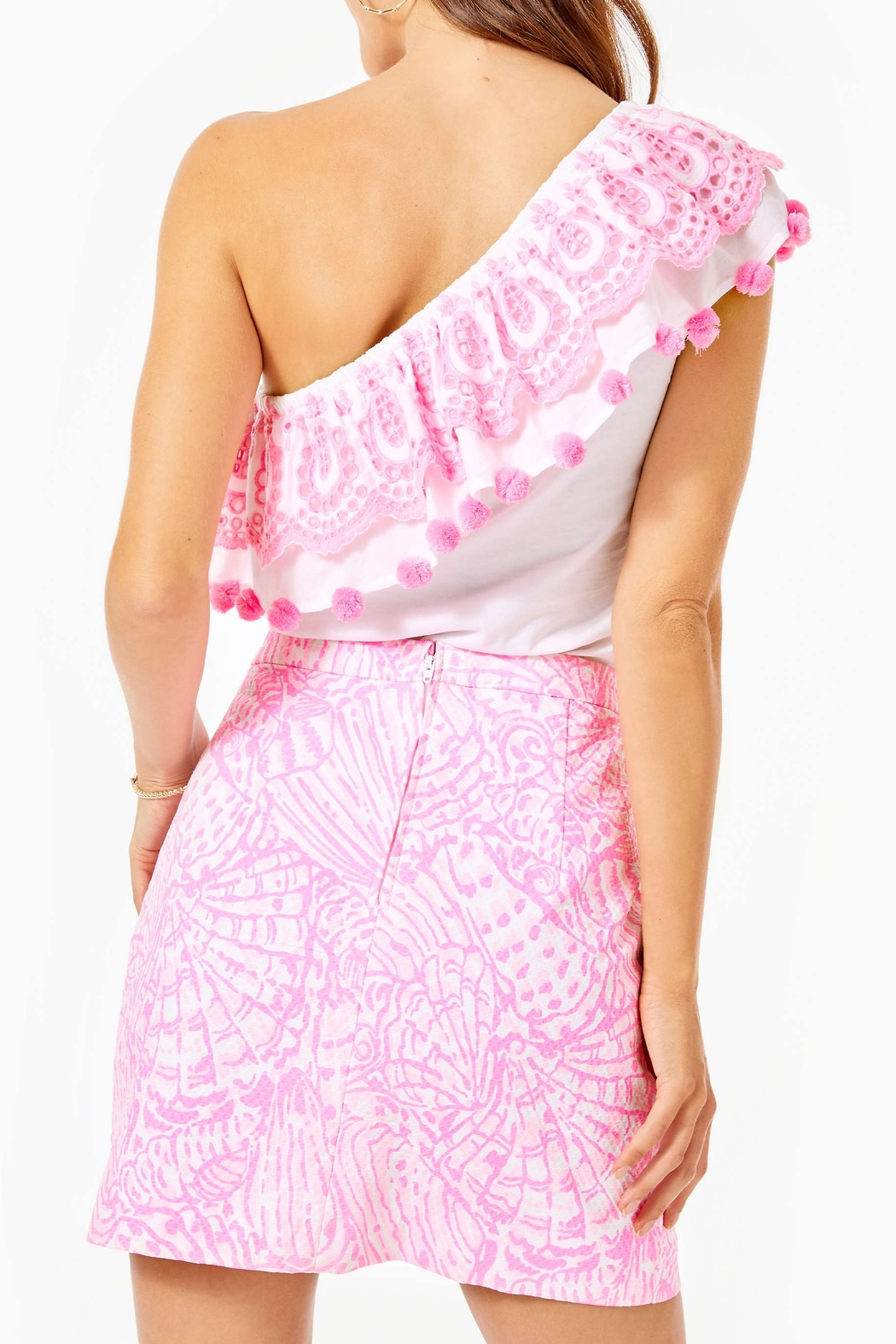 Lilly Pulitzer Adeline Skirt - Front Full Image