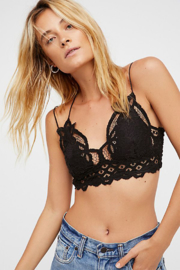 Free People Adella Bralette - Front cropped