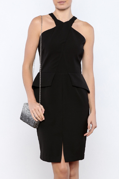 Adelyn Rae High Neck Dress - Product List Image