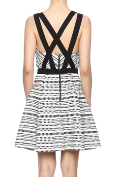 Adelyn Rae Strappy Woven Dress - Alternate List Image