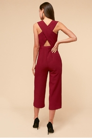 Adelyn Rae Aries Culottes - Back cropped