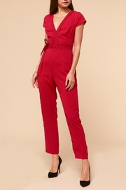 Adelyn Rae Ayda Jumpsuit - Product Mini Image