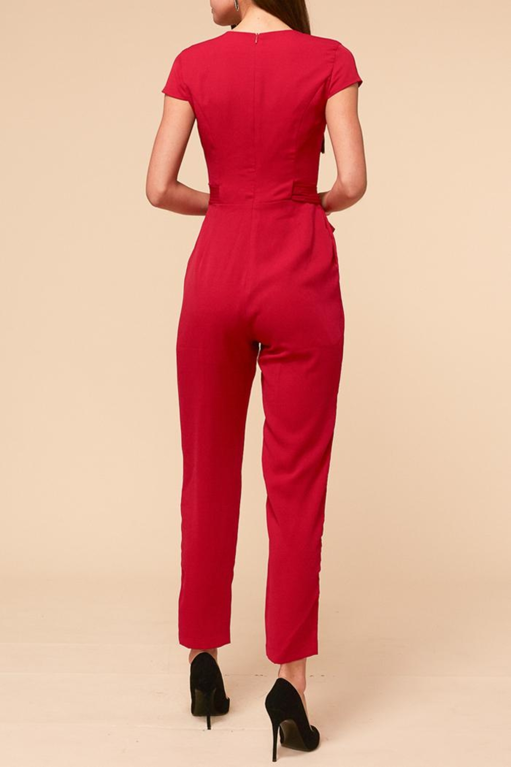 Adelyn Rae Ayda Jumpsuit - Front Full Image