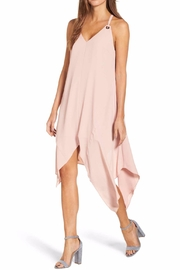 Adelyn Rae Blush Georgina Dress - Product Mini Image