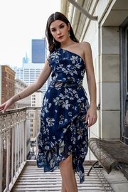 Adelyn Rae Elaine Midi Dress - Product Mini Image