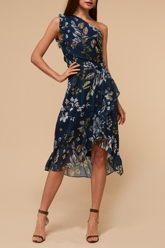 Adelyn Rae Elaine Midi Dress - Product List Image