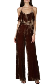 Adelyn Rae Elle Woven Jumpsuit - Product Mini Image