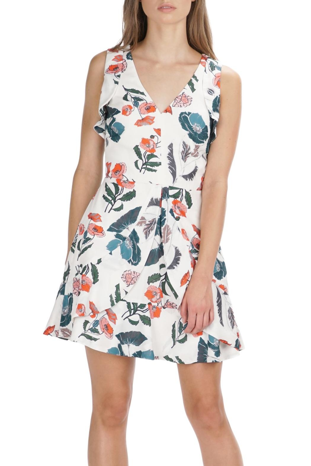 Adelyn Rae Eden Dress - Front Cropped Image