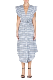 Adelyn Rae Keenan Button-Up Dress - Product Mini Image