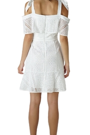Adelyn Rae Lace Dress - Front full body
