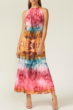 Adelyn Rae Leyla Maxi Dress - Product List Image