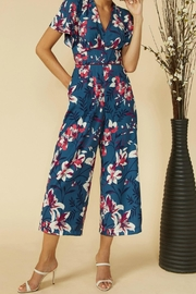 Adelyn Rae Shayne Jumpsuit - Front cropped