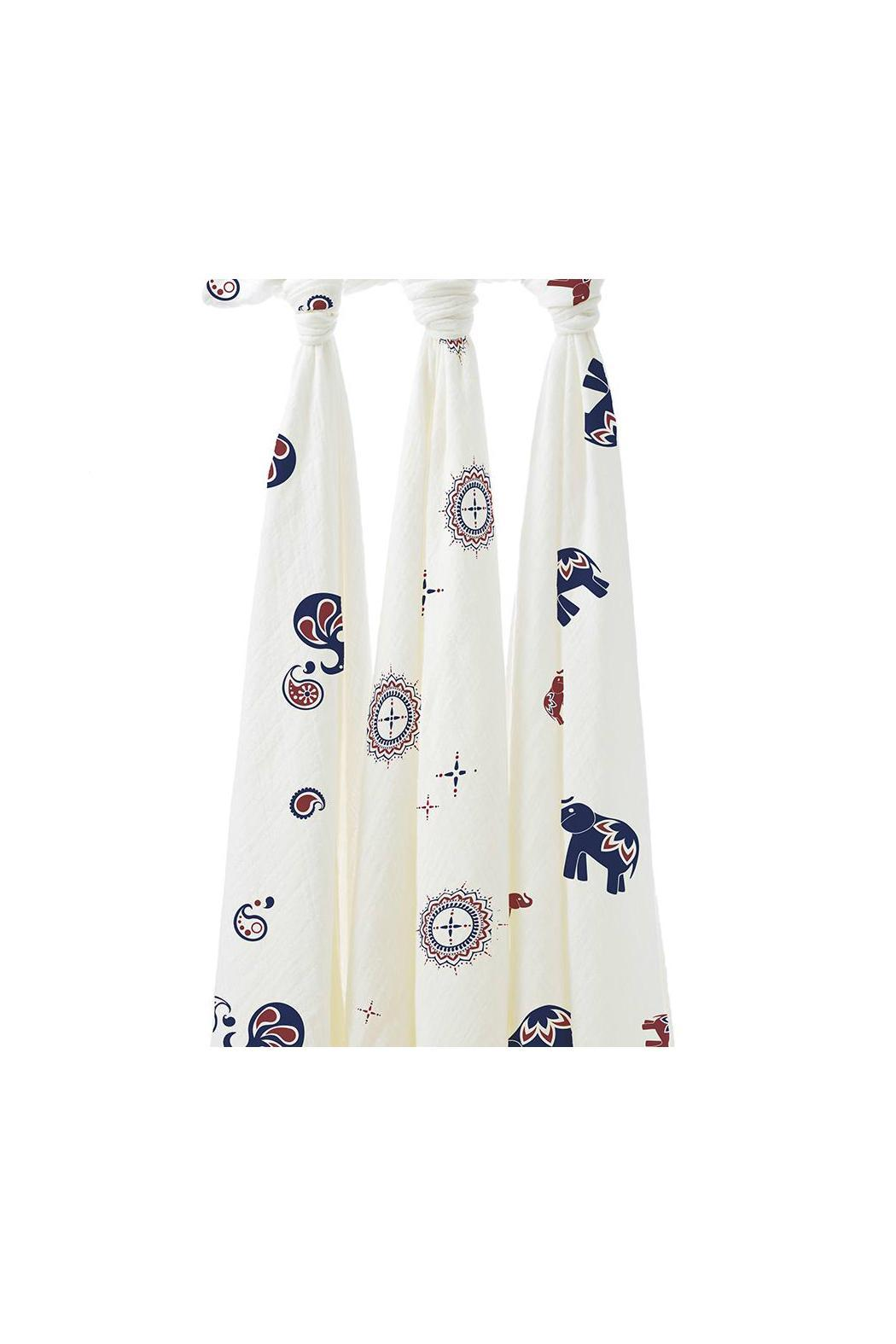 aden + anais Bamboo Swaddle Blankets - Main Image