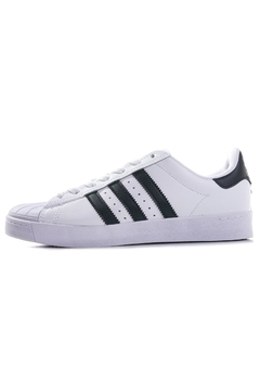Shoptiques Product: Black/White Superstar Shoes