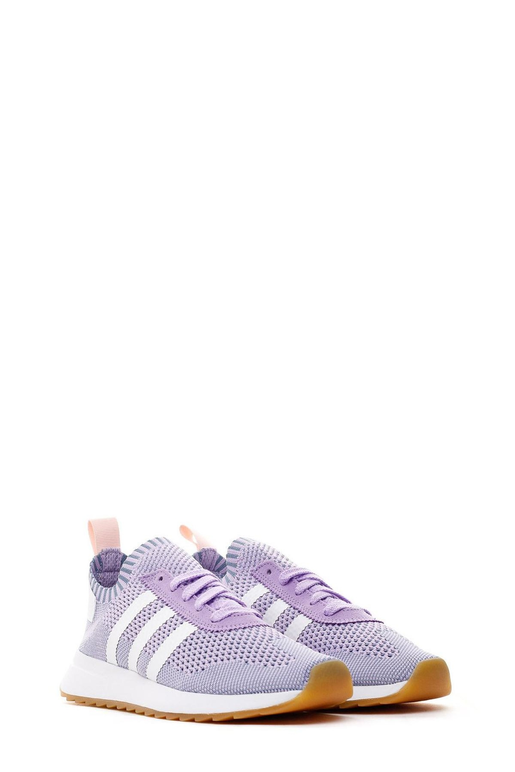 adidas Flashback Primeknit Shoes - Side Cropped Image