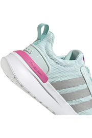 adidas Adidas Girls Racer TR21K in HALO MINT/SILVER MET./SCREAMING PINK - Other
