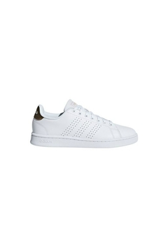 adidas Adidas Women's Advantage in Cloud White/Copper Metallic - Product List Image