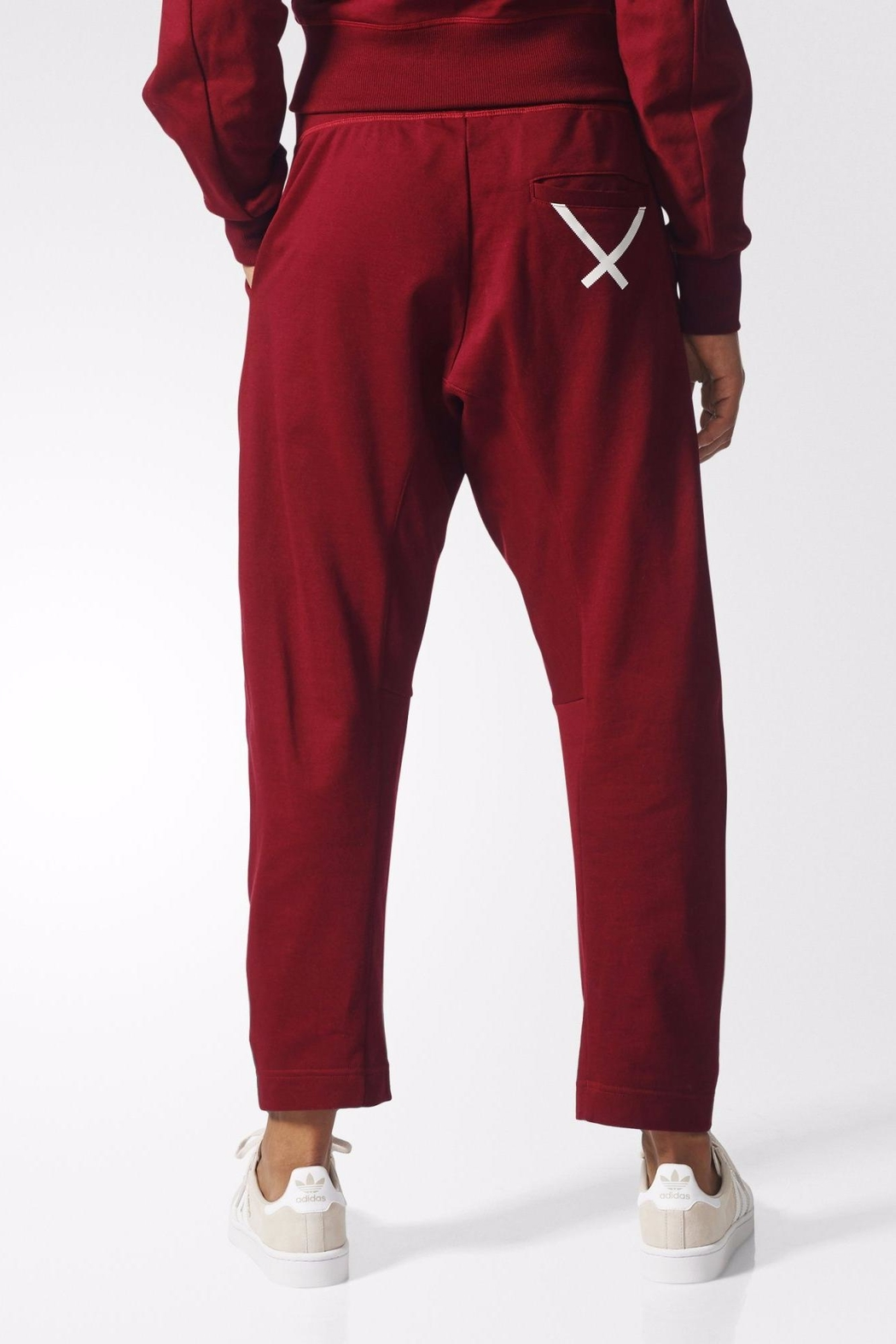 adidas Xbyo Pants - Side Cropped Image