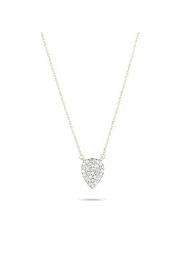 Adina Reyter Pave Teardrop Necklace - Product Mini Image