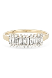 Adina Reyter Stack Baguette Ring - Product Mini Image
