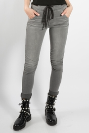 Elan Adjustable Waist Pants - Front cropped